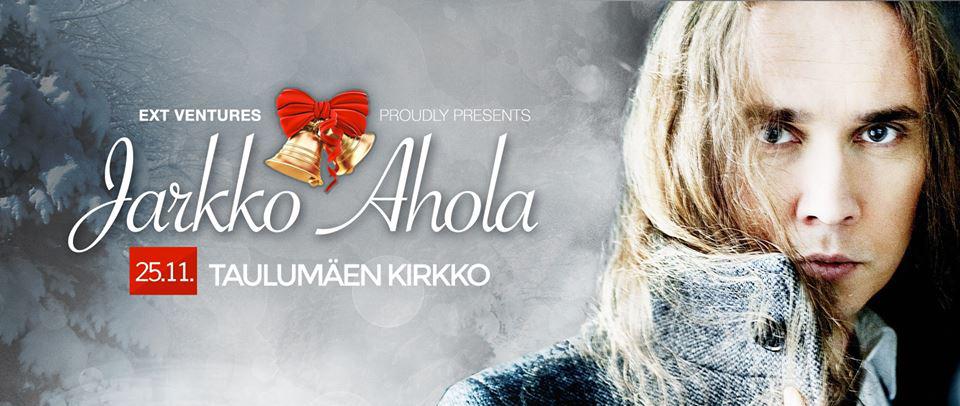 Jarkko Aholan Joulukonsertti